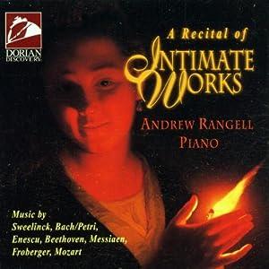 Recital of Intimate Works