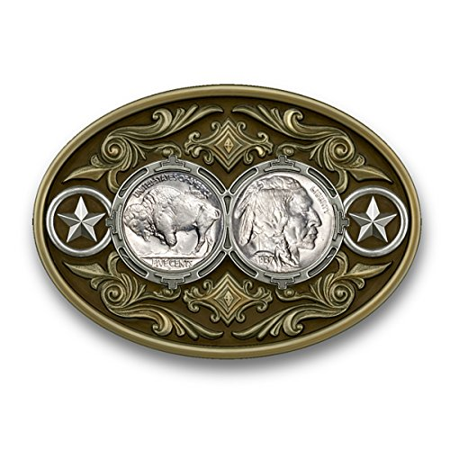 U.S. Buffalo Nickel Western-Style Men
