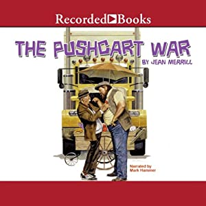 The Pushcart War Audiobook