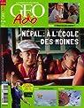 GEO ADO, numero 120, Fevrier 2013, Nepal, A l'Ecole des Moines