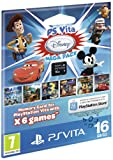 Cheapest PS Vita Official 16gb Memory Card + 6 Disney Game Download Voucher on PlayStation Vita