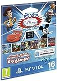 Sony PlayStation Vita Disney Mega Pack on 16GB Memory Card