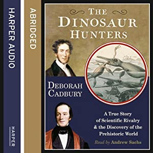 The Dinosaur Hunters Audiobook