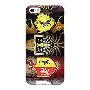 Jugaaduu Game Of Thrones GOT Back Cover Case For Apple iPhone 5c