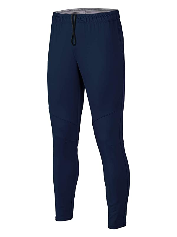 Men's Sports Running Sweat Pants Training Gym Athletic Slim
