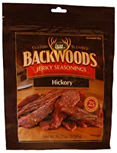 Backwoods Hickory Seasoning with Cure Packet by LEM