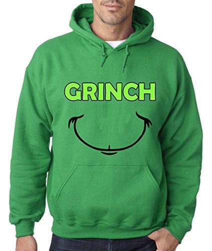 new-way-605-hoodie-grinch-smile-christmas-unisex-pullover-sweatshirt-4xl-kelly-green