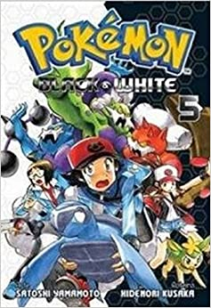 Pokémon - Volume 5 (Em Portuguese do Brasil) (Portuguese Brazilian