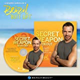 Brazil Butt Lift - Supermodels' Secret Weapon to a Perfect Butt Workout DVD
