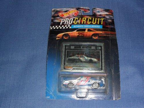 Hot Wheels Pro Circuit Mark Martin