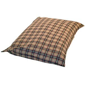 Classic Check Dog Duvet Cover Size: Small (46cm x 59cm) by Danish Design