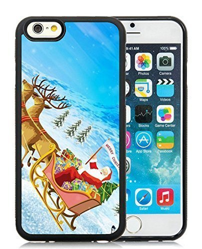 featured-desin-case-cover-for-ipod-touch-4-anta-claus-black-hard-case-28