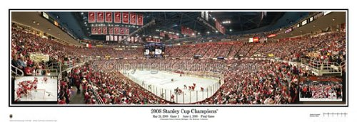 2008 Game 1 Stanley Cup