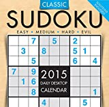 2015 Sudoku Daily Desktop Calendar