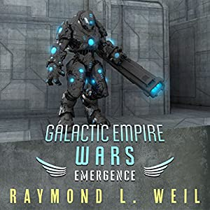 Galactic Empire Wars: Emergence Audiobook