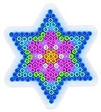 Hama Perlen 270 - Stiftplatte, Stern hergestellt von Hama