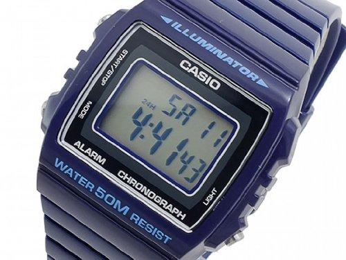 [カシオ] CASIO 腕時計 デジタル W-215H-2A