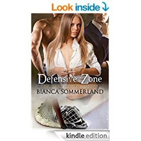 DEFENSIVE ZONE (The Dartmouth Cobras Book 2)