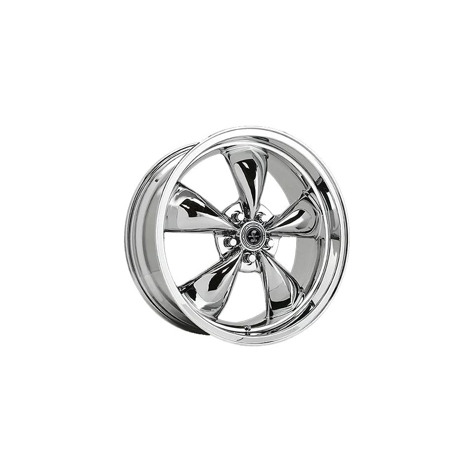 20x8.5 American Racing Torq Thrust MS (Chrome) Wheels/Rims 5x114.3 (SB605MS28566C)