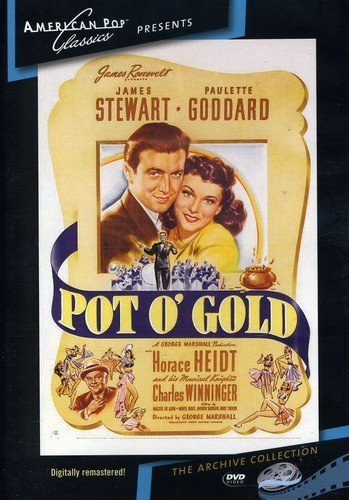 Pot O' Gold (1941) [DVD]