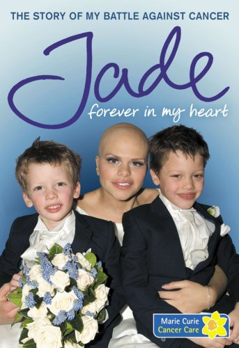 Jade Goody - Big Brother reality-TV celeb - not recommended reading
