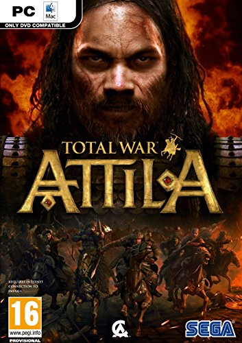 Total War: Attila (PC DVD) (輸入版)