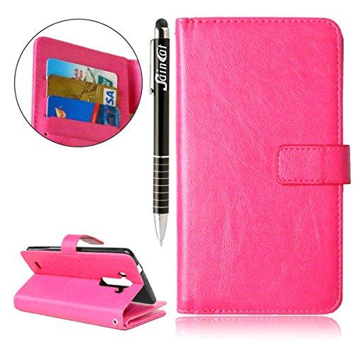 LG-G3-Hlle-LG-G3-Hlle-Ledertasche-Brieftasche-handyhlle-im-BookStyle-SainCat-PU-Leder-Wallet-Case-Folio-Schutzhlle-Gemalt-Muster-Hlle-Bumper-Handytasche-Skin-Schale-Soft-Backcover-Handy-Tasche-Flip-Co