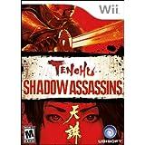 Tenchu: Shadow Assasins - Wiiby Ubisoft