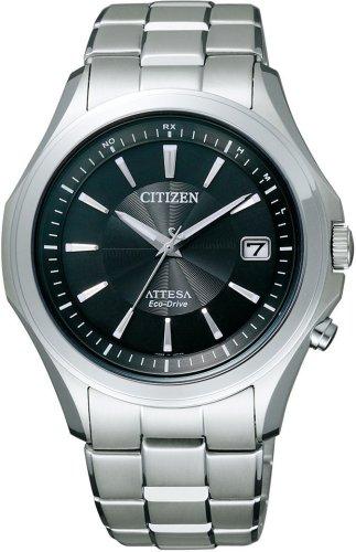 CITIZEN (シチズン) 腕時計 ATTESA アテッサ Eco-Drive エコ・ドライブ 電波時計 ATD53-2973 メンズ