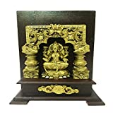 Square Framed MahaLakshmi Idol By Returnfavors