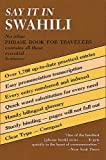 Say It in Swahili (Dover Language Guides Say It Series) (0486227928) by Dover
