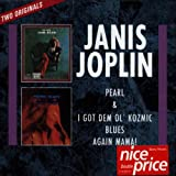 Janis Joplin Pearl/Kozmic Blues