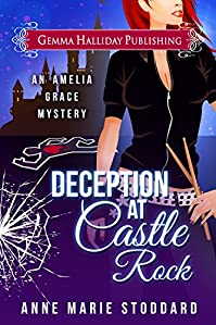 Deception At Castle Rock by Anne Marie Stoddard ebook deal