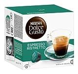 Nescafé Dolce Gusto Espresso Ristretto, 16 Capsules