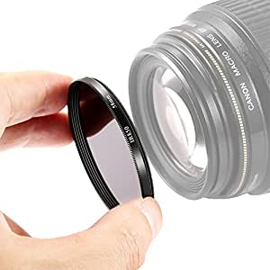 58mm Infrared Infra-Red Filter 850nm IR 850 for Canon T4i and any 58mm Lens