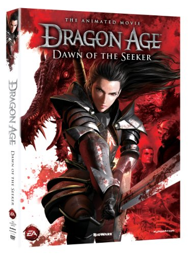 Cover art for  Dragon Age: Dawn of the Seeker