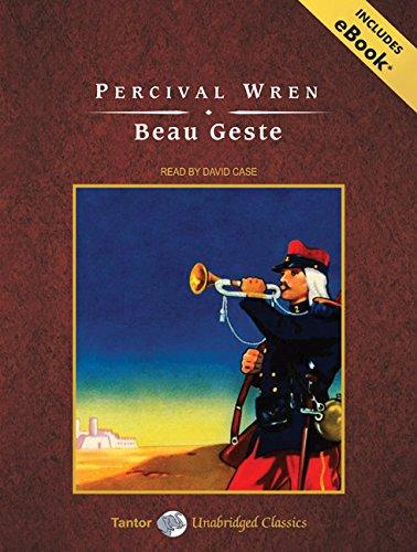 Beau Geste, with eBook