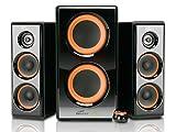 Eagle Arion ET-AR506-BK 2.1 Soundstage Speakers with Dual Subwoofers - 20Hz ....