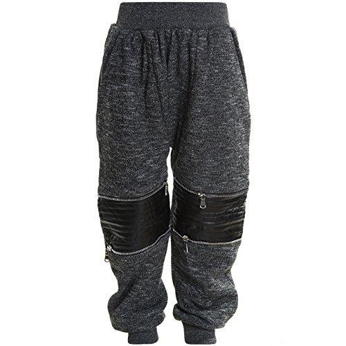 BEZLIT -  Pantaloni sportivi  - relaxed - Basic - ragazzo nero 6 anni