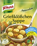 Knorr Suppenliebe Grie�kl��chen Suppe...