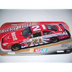 Ricky Rudd Definition Plates by NASCAR