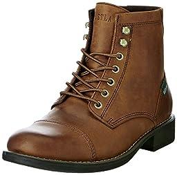 Eastland Men\'s High Fidelity Chukka Boot, Tan, 8.5 D US