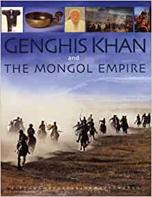 Amazon.com: Genghis Khan & The Mongol Empire (9789622178359): William