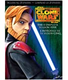 Star Wars: The Clone Wars: Season Five (Bilingual)