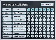 Magnetic Responsibility Chart Dry Era…