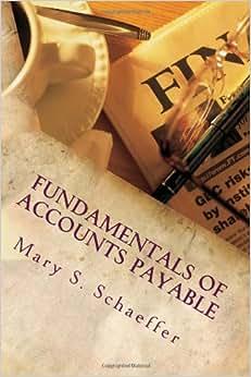 Fundamentals Of Accounts Payable