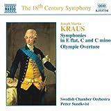 Kraus: Olympic Overture; Symphoniesby Joseph Martin Kraus
