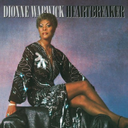 Dionne warwick heartbreaker cd cover