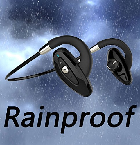 Sports Headset Bluetooth Wireless Stereo Headphones Rainproof ,Dustproof,Sweatproof With The Microphone For iPod touch 5,iPhone 5,5s,5c,iPhone 6,6 Plus,Samsung Galaxy S5 ,S4, Note 3,Note 4,iPad air 2 l Kinds Of Electronic Products