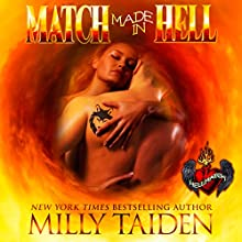 Match Made in Hell: Hellmatch Book 1 (       UNABRIDGED) by Milly Taiden Narrated by Lauren Sweet